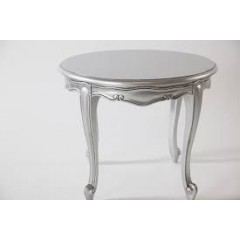 Table basse elisabeth argente en location