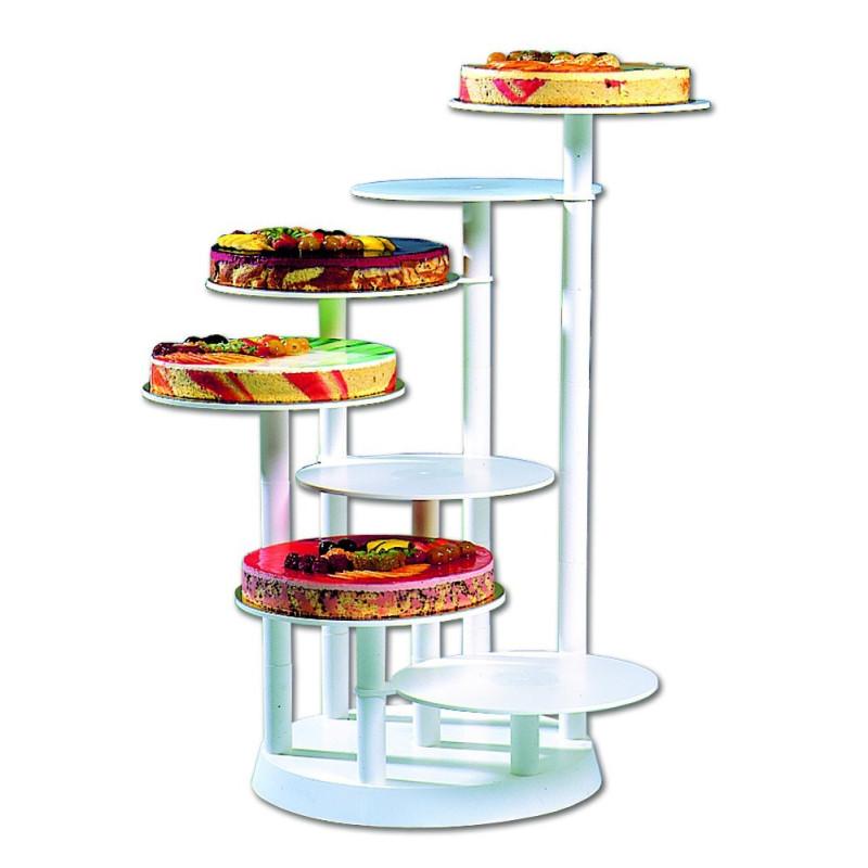 Assiette plate uniset porcelaine en location