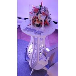 Tonnelle Ronde 2 Mètres  métal   location