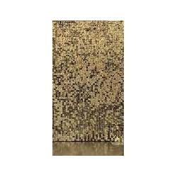 Présentoir métal dentelle blanc rond location diam plateau 30 cm  location