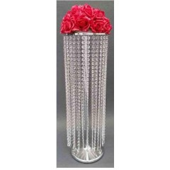 COLONNE DE DIAMANT DECORATIVE H 1M50 en location