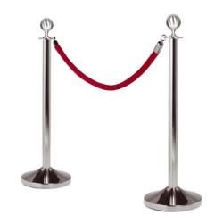Centre de table cercle rose gold diamètre 60 cm location